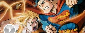 Dragon Ball Goku Vs Superman