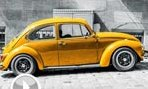 Yellow Car Jigsaw Puzzle